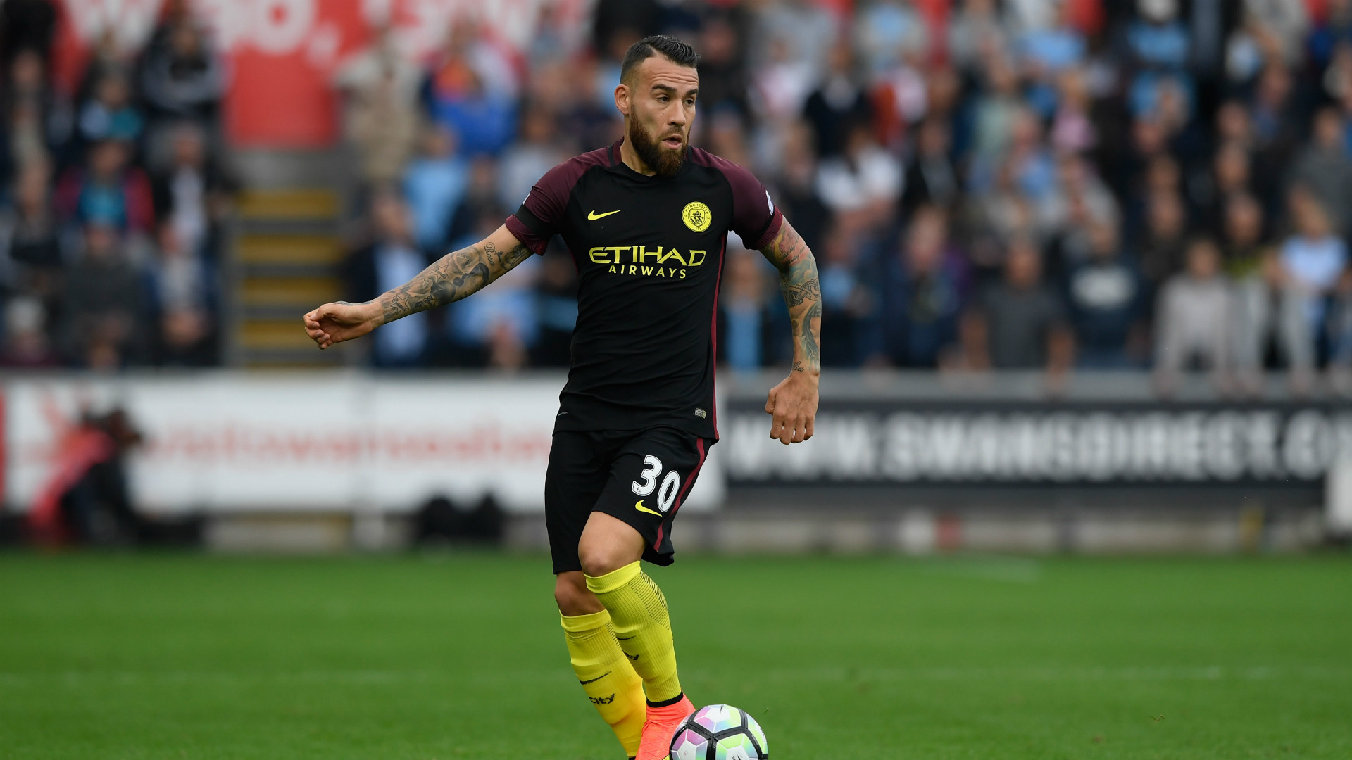 Otamendi Eager For City To Maintain Form
