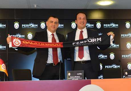 Perform partner with Galatasaray
