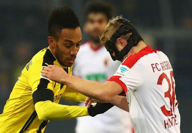 Dortmund-Augsbourg (1-1), Dortmund vendange encore