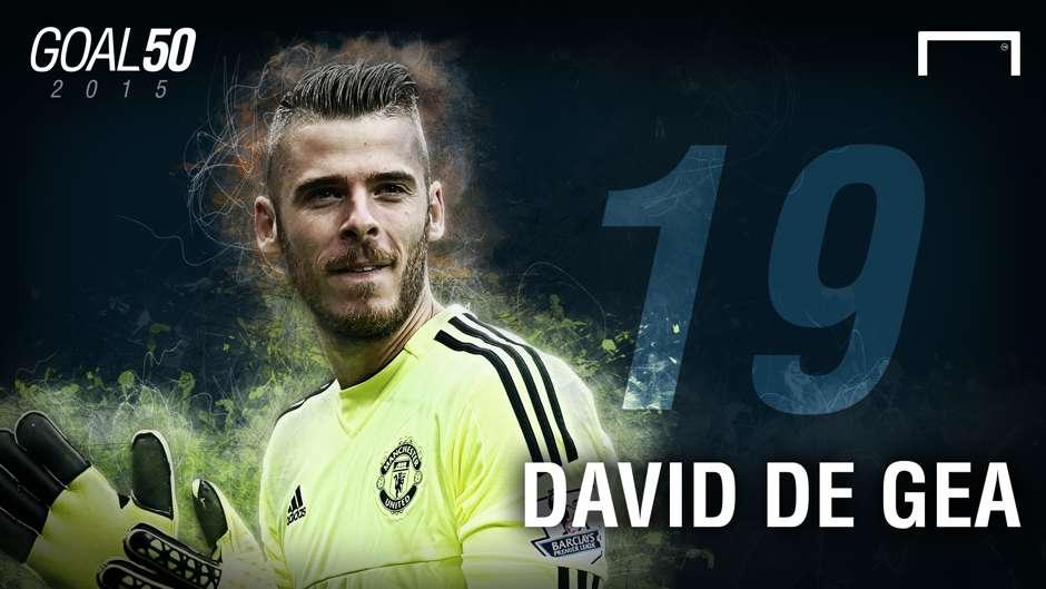 19 David De Gea G50
