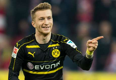 Reus rescues a point for BVB