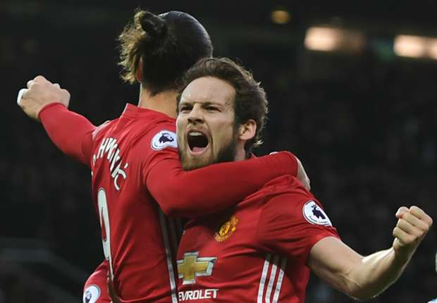 'Man Utd will be in the top four by the end of season' - Blind's bold prediction