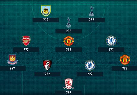 EPL-Top-11: Kane und Pogba glänzen