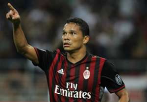 Carlos Bacca, seconda stagione al Milan