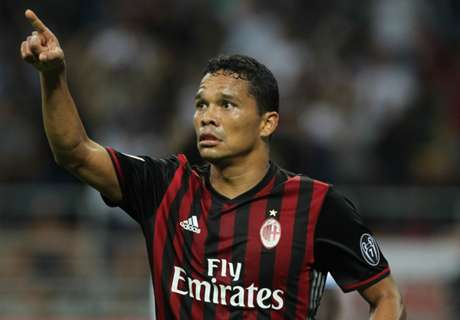 On-form Bacca inspires Milan victory