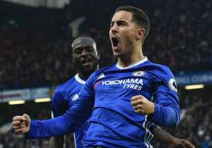 <strong>EDEN HAZARD</strong> | Chelsea | Rating: 89