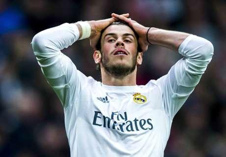 Bale se aleja de Roma