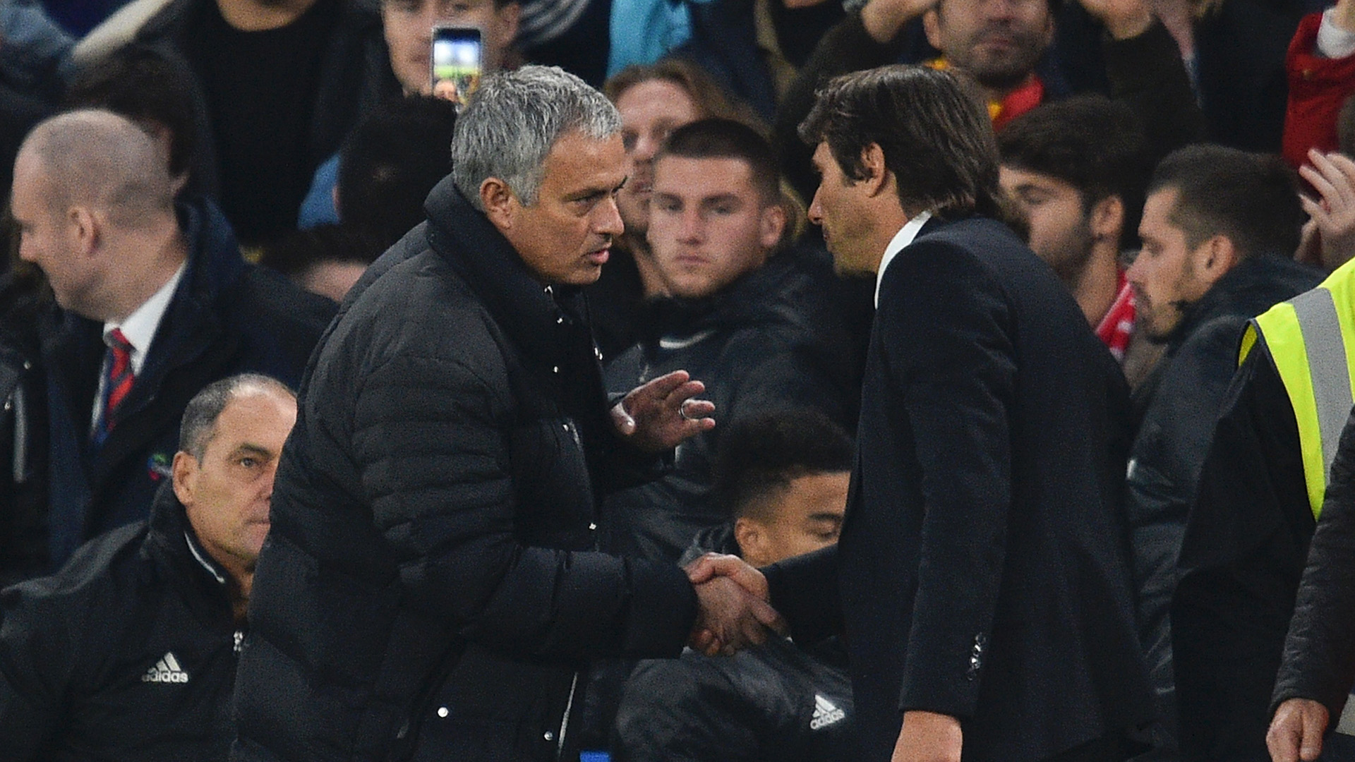 Jose Mourinho vs Antonio Conte