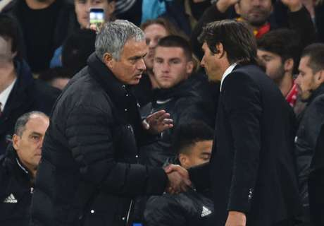 'Mou's Conte outburst out of context'