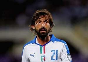 ANDREA PIRLO | Italien | Andrea Pirlo legte in der italienischen Nationalmannschaft eines der schnellsten Comebacks in der Geschichte des Fußballs hin. Nach dem Ausscheiden bei der WM 2014 erklärte er, nicht mehr für sein Land auflaufen zu wollen, nur ...