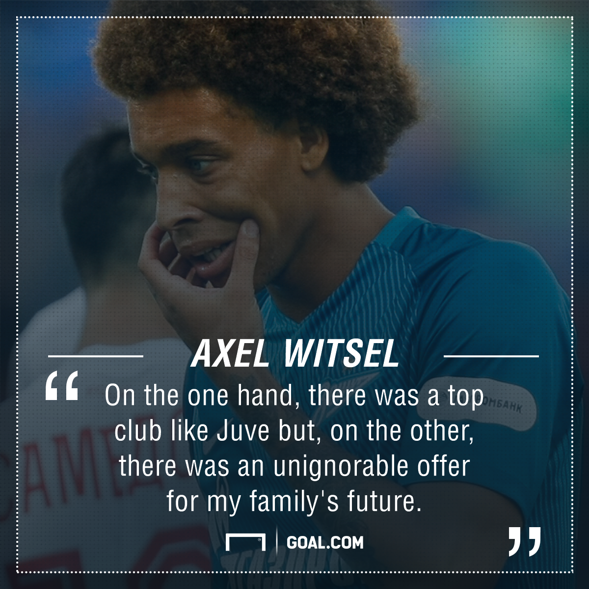 €98m for Oscar €72m for Witsel greedy footballers in their