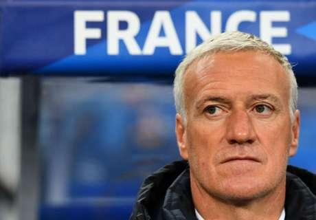 Deschamps: Opponents fear France