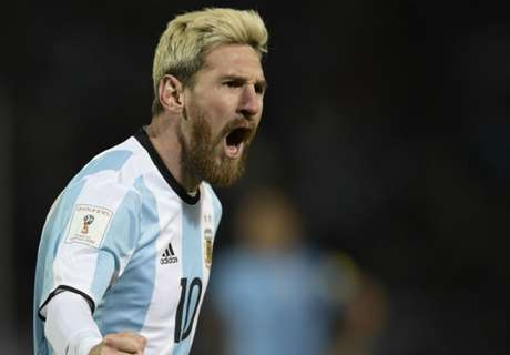 Messi could miss Venezuela clash