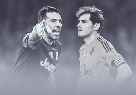 Casillas et Buffon, qui est le meilleur ?