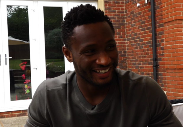 My nutmeg on Pogba the 'funniest' thing - Mikel