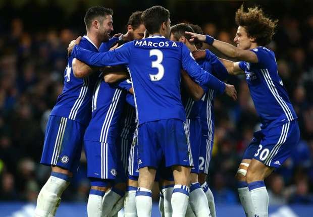 Chelsea 3-0 Bournemouth : 12ème victoire consécutive pour les Blues