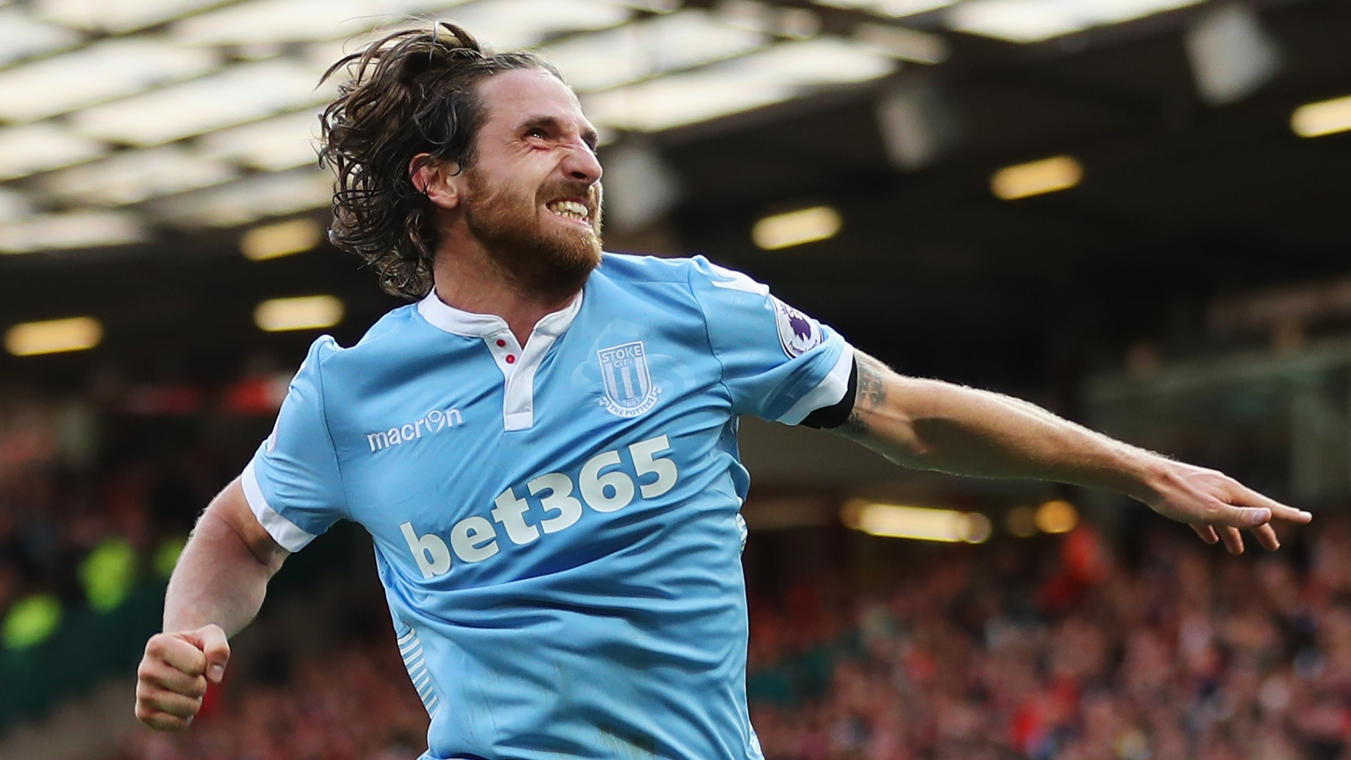 Image result for Joe Allen stoke