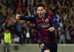 Lionel Messi | Barcelona 3-0 Bayern Munich | Champions League | Camp Nou