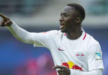 Keita's RB Leipzig stun Schalke