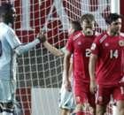 Benteke hat-trick downs Gibraltar