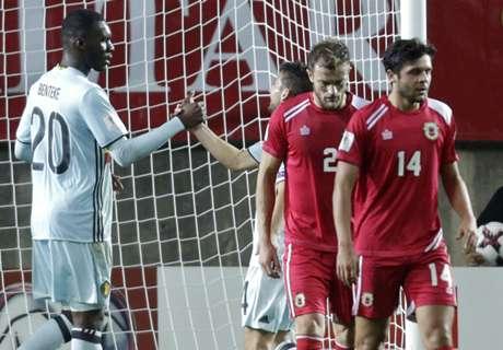 Benteke marca un gol histórico