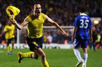 WATCH: My GOTW - Torres and Iniesta's dramatic late semi-final winners