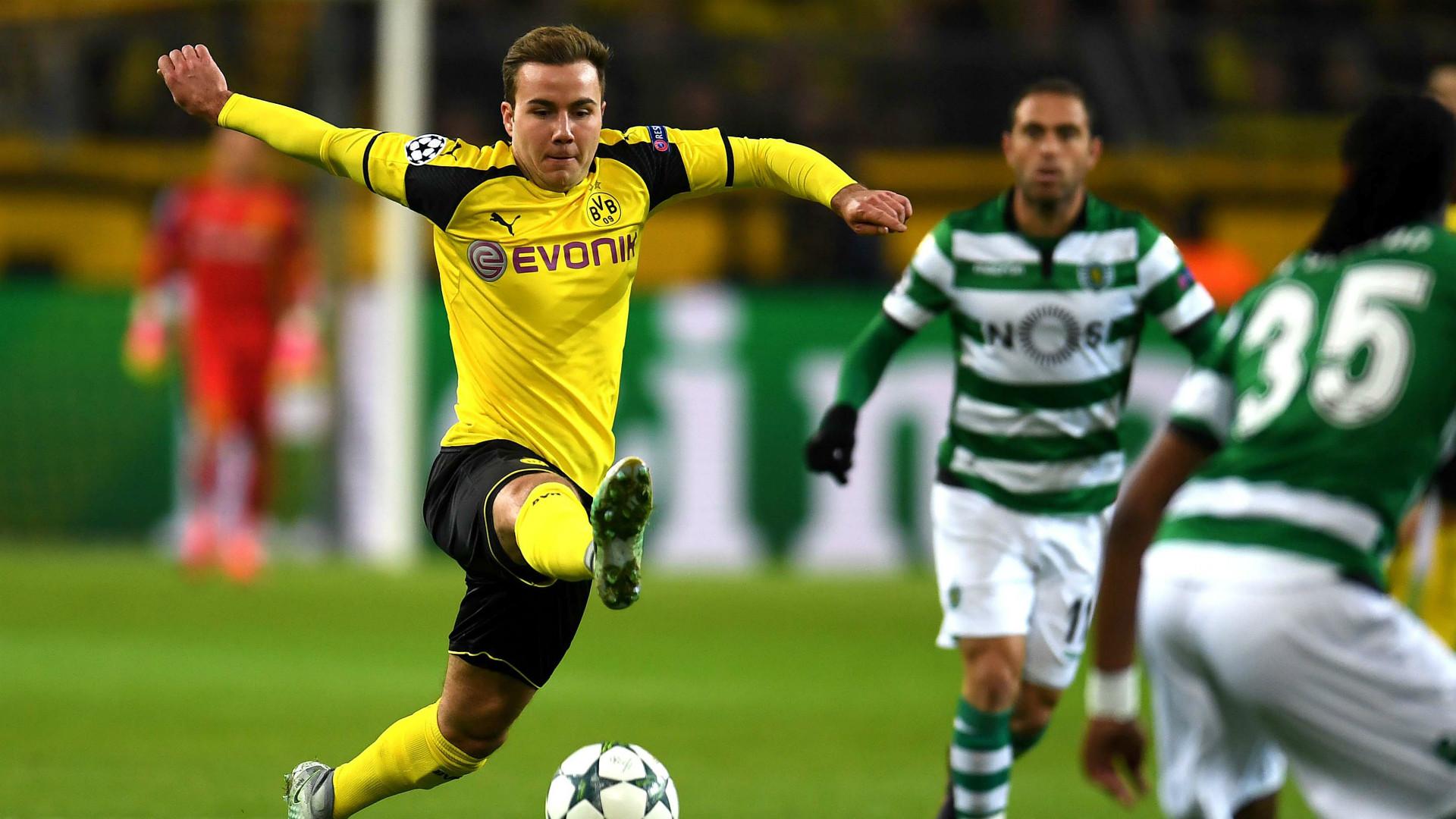 Borussia Dortmund Mario Gotze owed apologies