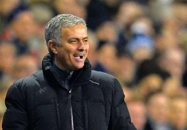 Mourinho Bahagia Manchester United Raih Kemenangan