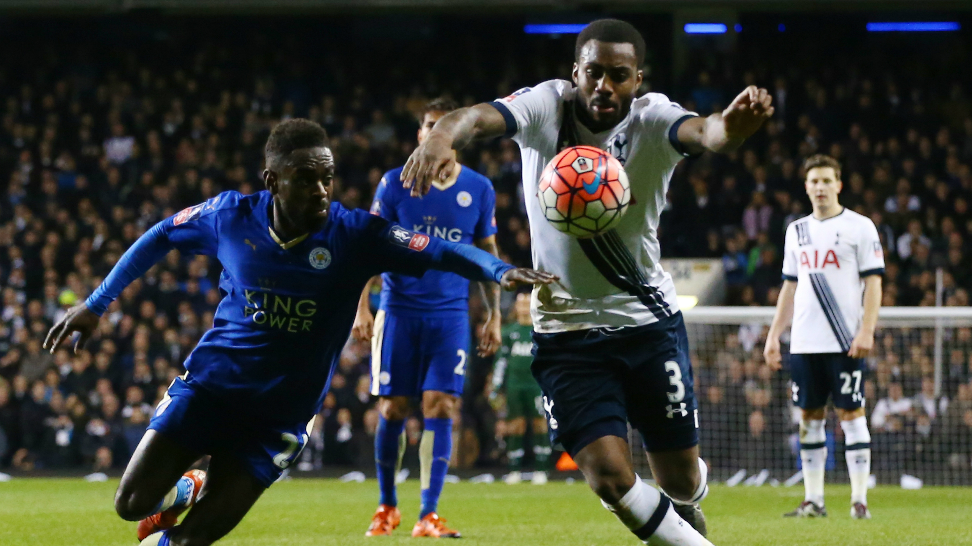 Tottenham Vs Leicester 5 4: 2 Leicester City Match Report