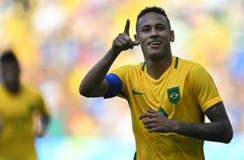 Neymar joins blonde brigade after Brazil Olympic triumph