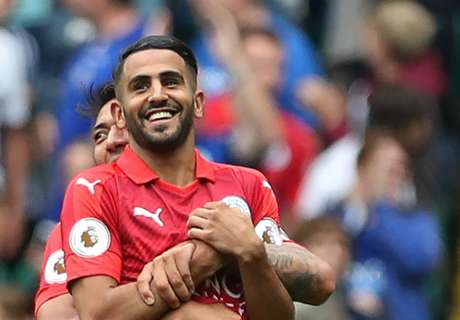 Mahrez goal helps Leicester to victory