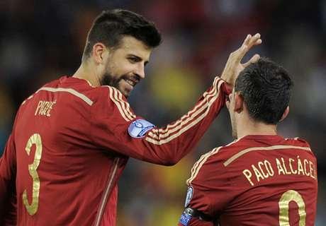 Piqué: Nunca dije algo negativo sobre España