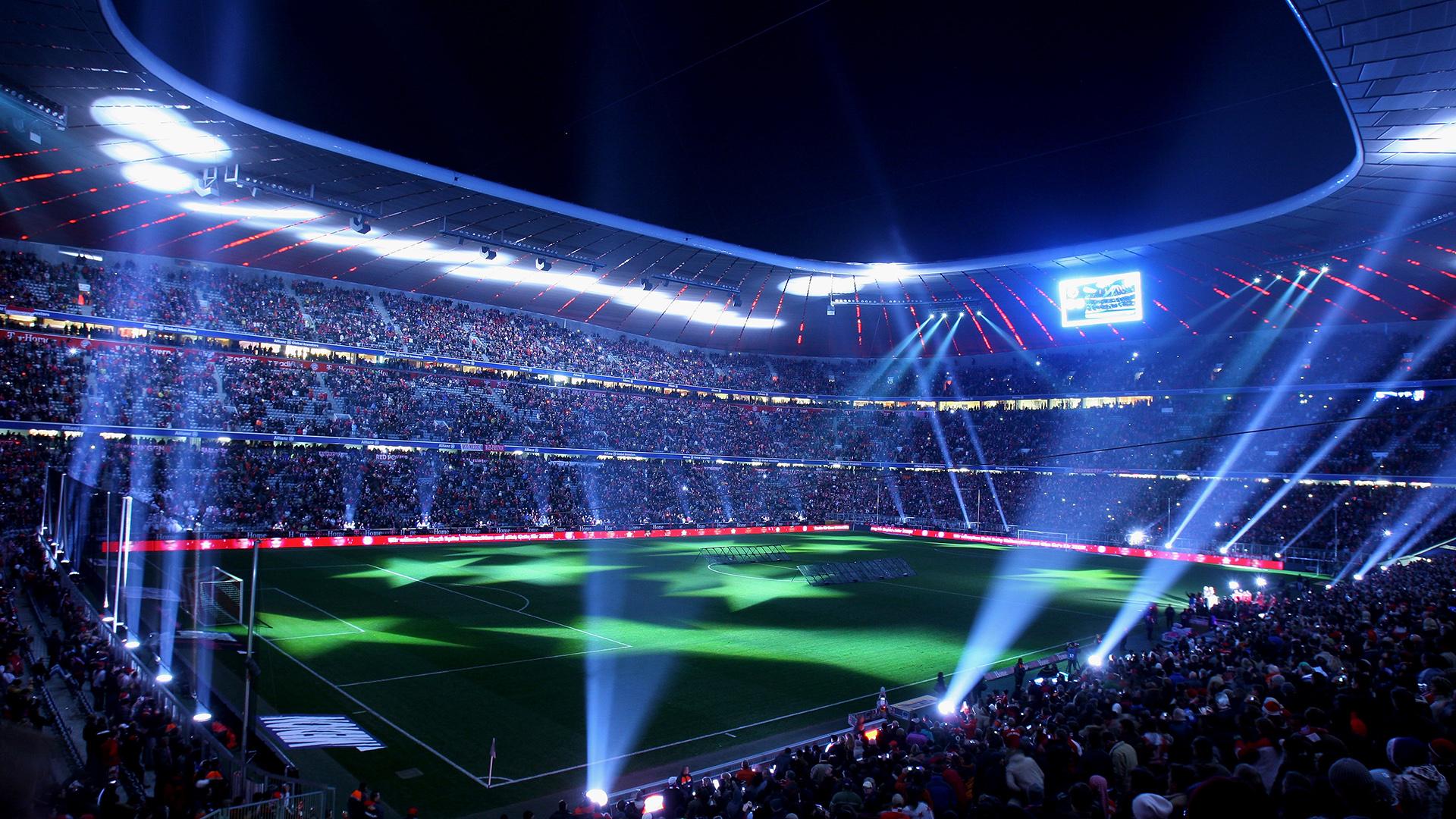 Allianz Arena General View - Goal.com