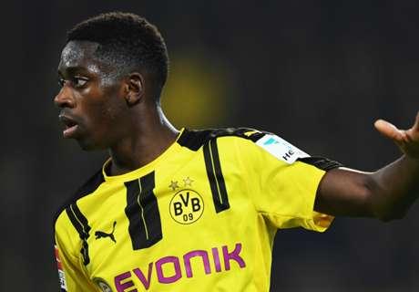 Dortmund, Dembélé apte contre Augsbourg