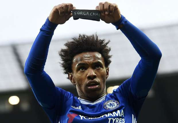 Losing Willian to Manchester United would be a disaster for Chelsea