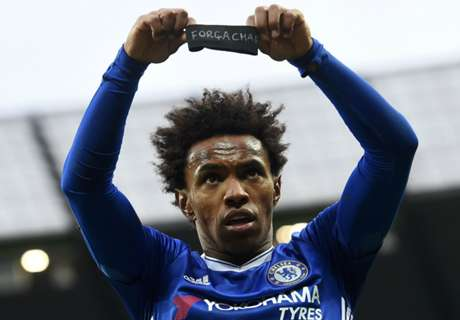 Willian will not go to Man Utd