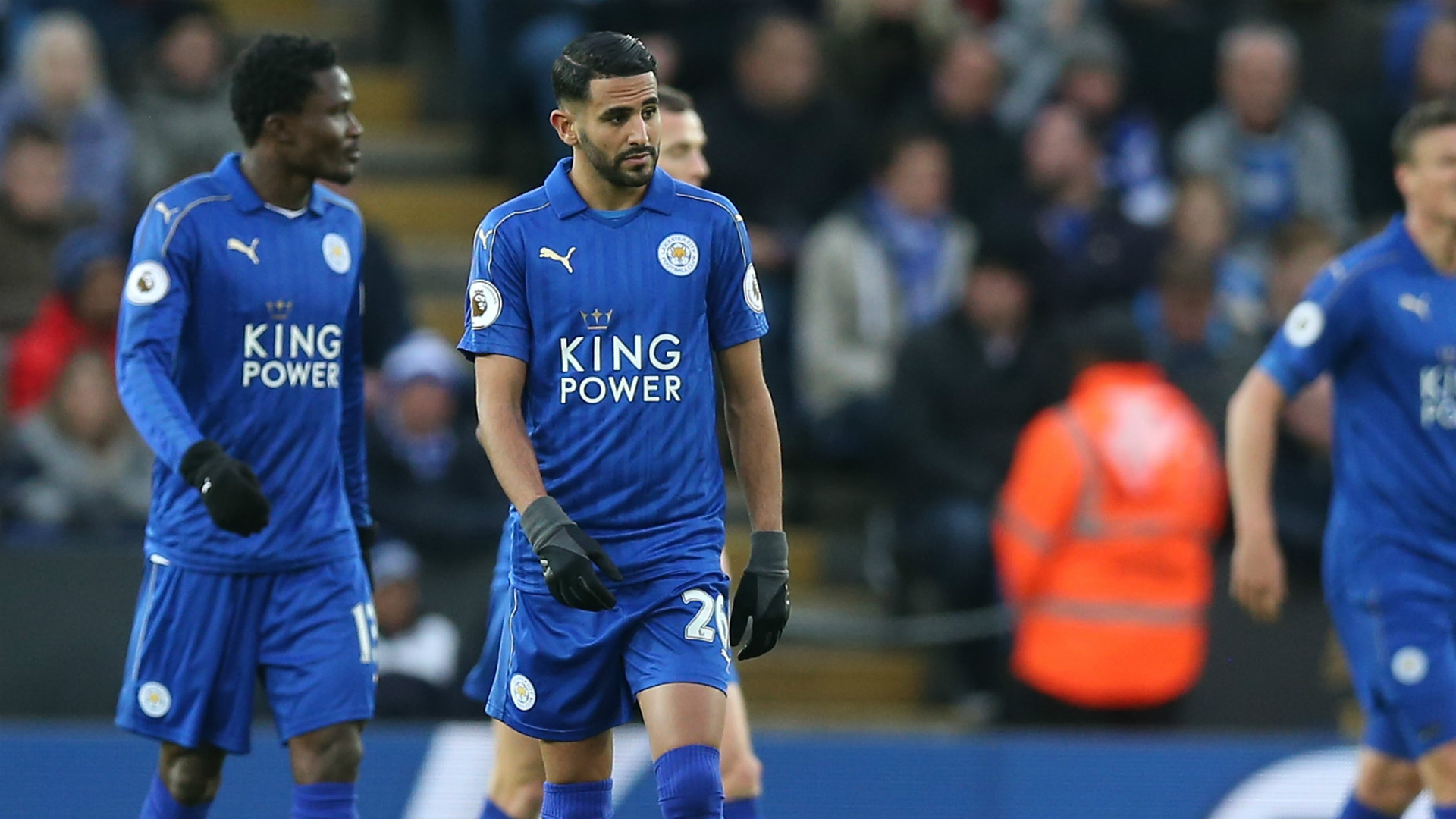 Kante Success Shows Mahrez Was Wrong To Stay Loyal To