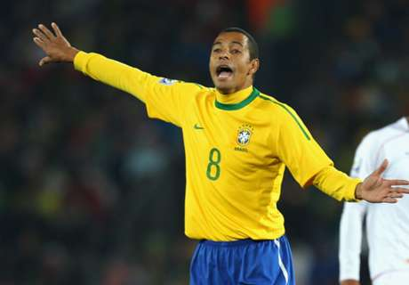 Gilberto Silva: Brazil must focus on WC