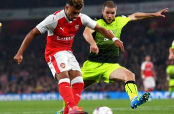 Oxlade-Chamberlain sets new personal record for goals in a season at Arsenal