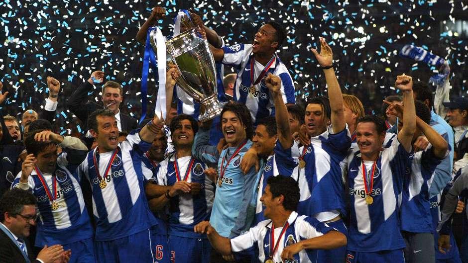 Porto Champions League 2004