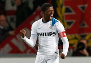 Georginio Wijnaldum | PSV | Vowed to lead his team to the Eredivisie title before potentially moving on and did just that. Scored double figures from an attacking midfield position, while also contributing plenty defensively.