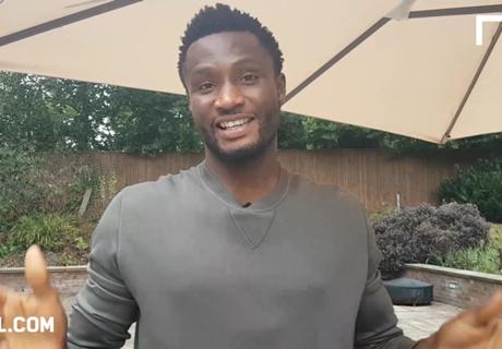 WATCH: Mikel's career in numbers