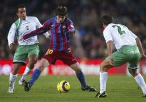2005 | <b>Lionel Messi</b> | Barcelona & Argentina