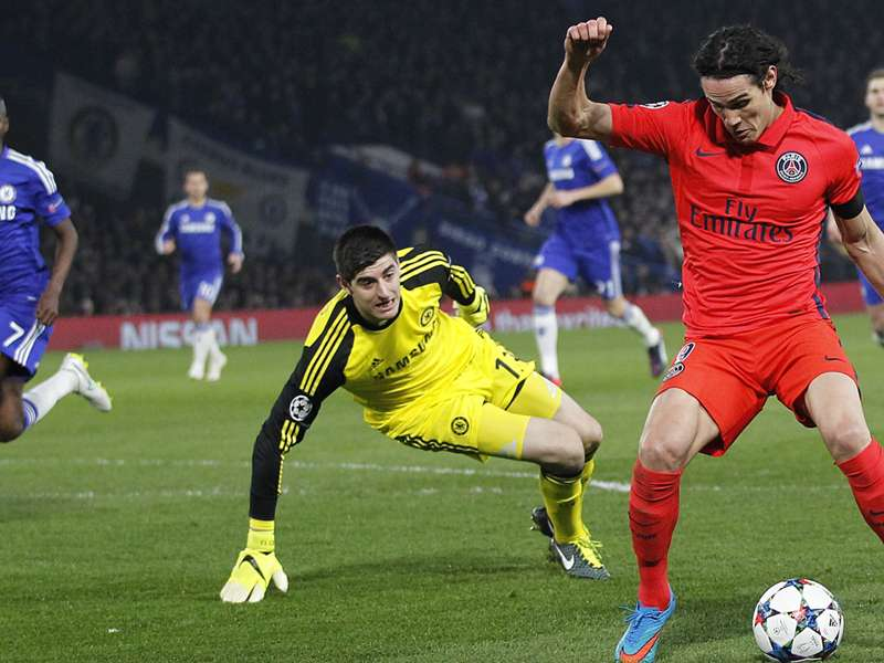 Atletico Madrid want to sign Cavani, confirms coach