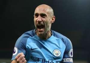 <strong>PABLO ZABALETA</strong> | Manchester City