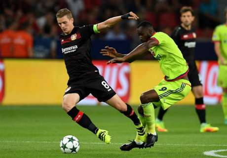 Leverkusen held by CSKA