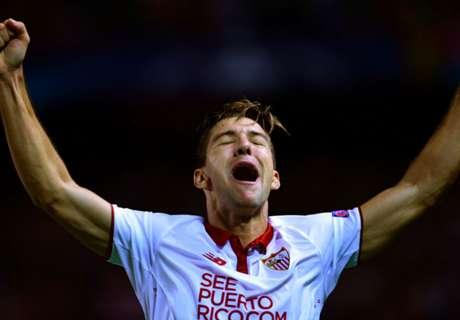 Vietto leads Sevilla to Dinamo victory