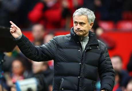 Mourinho despide a los niños