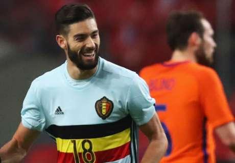 Carrasco steals a draw for Belgium