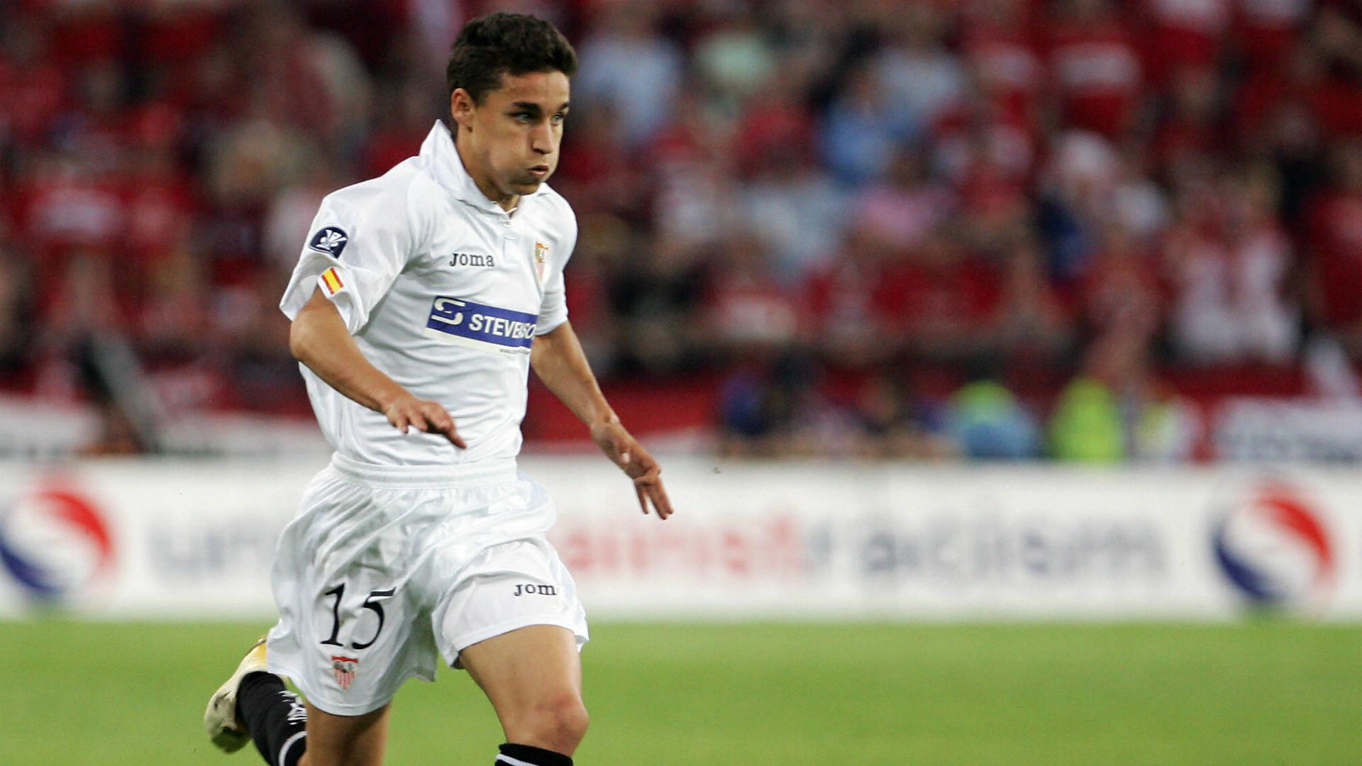 Jesus Navas Sevilla Europa League
